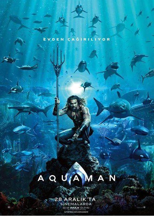 Aquaman Fragmanı izle