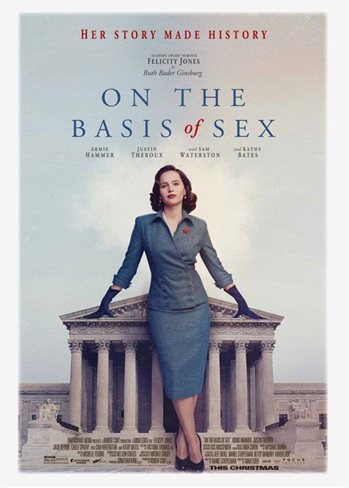 On the Basis of Sex izle