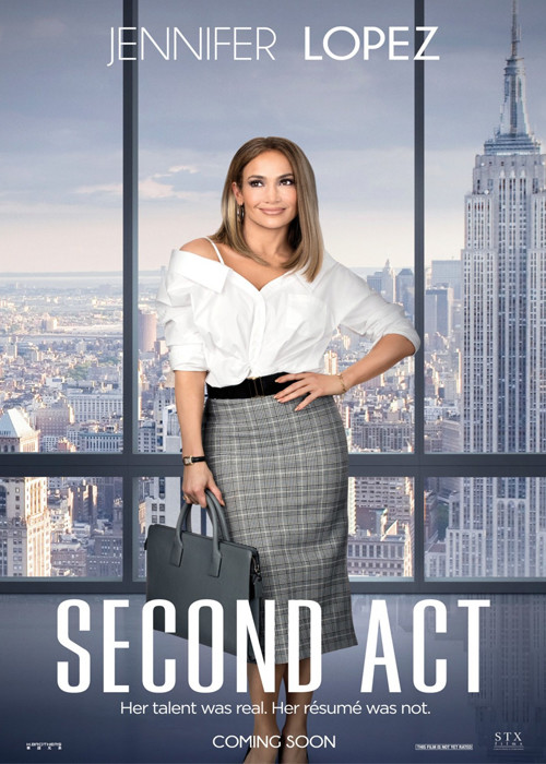 Second Act Fragmanı